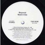 "BEYONCE feat Redman - WORK IT OUT-REMIX 12"" US 2002年リリース"