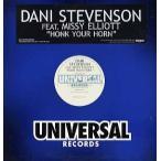 """DANI STEVENSON ft Missy Elliott - HONK YOUR HORN (Prod By Missy Elliott) 12"""" US 2002年リリース"""
