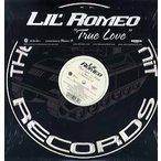 """LIL ROMEO feat Solange Knowles - TRUE LOVE 12"""" US 2002年リリース"""