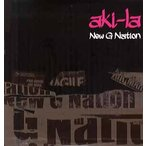 "AKI-LA feat SNOOP DOGG - NEW G NATION / FREAK DA CLUB-REMIX 12"" US 2003年リリース"