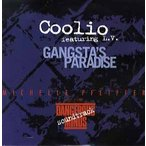 "COOLIO feat L.V. - GANGSTA'S PARADISE (RI) 12""  UK  2004年リリース"