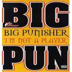"BIG PUNISHER - I'M NOT A PLAYER / WISHFUL THINKING 12"" US 1999年リリース"