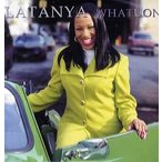 "LATANYA feat Twista - WHATUON 12"" US 1998年リリース"