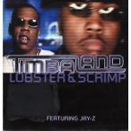 """TIMBALAND feat JAY-Z - LOBSTER & SCRIMP (EU) 12""""  EU  1999年リリース"""