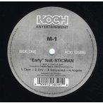 "M-1 ft Sticman, Styles P, Bazaar Royal - EARLY / COMRADE'S CALL 12"" US 2006年リリース"
