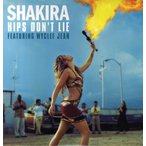 """SHAKIRA feat Wyclef Jean - HIPS DON'T LIE-WYCLEF REMIX 12"""" US 2006年リリース"""