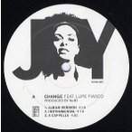 "JOY DENALANE ft Lupe Fiasco, Raekwon - CHANGE (Pro NO-ID) / HEAVEN OR HELL 12"" GER 2006年リリース"
