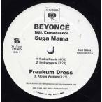BEYONCE feat Consequence - Suga Mama-Rmx / Get Me Bodied / Freakum Dress / World Wide Woman EP US 2007年リリース