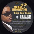 "SEAN KINGSTON - TAKE YOU THERE 12"" US 2008年リリース"