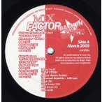 """Kevin Rudolf ft Rick Ross - Welcome To The World  / See You In My Nightmares  (Mix Factor March 2009) 12""""  US  2008年リリース"""