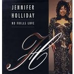 "JENNIFER HOLLIDAY - NO FRILLS LOVE 12"" US 1996年リリース"