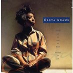 "OLETA ADAMS - You've Got To Give Me Room / Rhythm Of Life (UK) 12"" UK 1991年リリース"