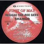 SHANGO - FIRST OF MAY - RAGGAE THE BEE GEES LP  JAPAN  1996年リリース