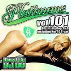 DJ BO – PLATINUMZ VOL.101 CD JPN 2016年リリース