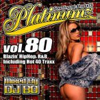 DJ BO – PLATINUMZ VOL.80 CD JPN 2014年リリース