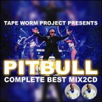 TAPE WORM PROJECT / PITBULL COMPLETE BEST MIX (2CD) 【MIXCD HIPHOP】