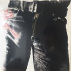 The Rolling Stones / Sticky Fingers (1971)  ����LP�쥳����