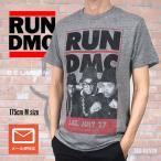 RUN DMC/ランディエムシー  メンバー ヘザーグレーTシャツ