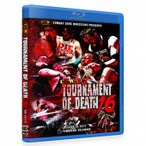 CZW ブルーレイ「Tournament Of Death 16 デスマッチトーナメント」(2017年6月10日デラウェア州タウンゼント)