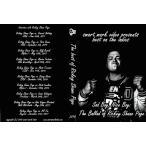 DVD「Sad Boy, Nice Boy:The Ballad of Rickey Shane Page リッキー・シェーン・ペイジ傑作選&インタビュー3枚組DVD」アメリカ直輸入盤《日本盤未発売》