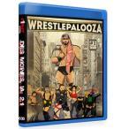 F1RST Wrestling ブルーレイ「Wrestlepalooza 2.1」(2016年1月9日アイオワ州デモイン)