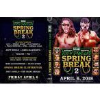 【裏レッスルマニア】GCW DVD「Joey Janela's Spring Break 2」(2018年4月6日ルイジアナ)【ザ・グレート・サスケ(ムーの太陽)参戦 日米宇宙大戦争勃発】