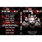 GCW DVD「To Live And Die In LA」(2019年3月2日カリフォルニア州ロサンゼルス)米直輸入盤《日本盤未発売》