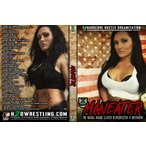 H20 Wrestling DVD「MANEATER:The MARIA MANIC Career Retrospective&Interview(二枚組)」アメリカ直輸入盤DVD《日本盤未発売》