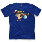 ケニー・オメガ Tシャツ「Kenny Omega Omega Power Tシャツ」【アメリカ直輸入プロレスTシャツ 大きいサイズ(XXL 3XL 4XL)もあり】