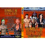 NEW DVD「Rumble In Rockland」(2016年8月25日ニューヨーク州ポモーナ)【獣神サンダーライガー&ジェフ・ハーディー タッグ結成】