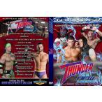 NEW DVD「Thunder At The NEW Arena」(2016年8月28日コネチカット州ベサニー)【獣神サンダーライガー 参戦】