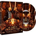 NWA DVD「The Crockett Cup 2019」(2019年4月27日ノースカロライナ州コンコード)《永田裕志&小島聡(新日本プロレス)参戦》