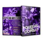 クイーンズ・オブ・コンバット DVD「Queens Of Combat 20」(2018年1月20日ノースカロライナ)米直輸入女子プロレスDVD