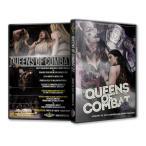 クイーンズ・オブ・コンバット DVD「Queens Of Combat 21」(2018年1月20日ノースカロライナ)米直輸入女子プロレスDVD