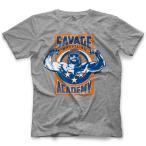 マッチョマン・ランディ・サベージ Tシャツ「Randy Savage Savage Wrestling Academy Tシャツ」【米直輸入(日本未発売) 大きいサイズ(XXL 3XL 4XL)もあり】