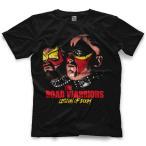 ロード・ウォリアーズ Tシャツ「Road Warriors Death Stare Tシャツ」【アメリカ直輸入 プロレスTシャツ 大きいサイズ(XXL 3XL 4XL)もあり】