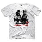 ロード・ウォリアーズ Tシャツ「Road Warriors '87 JAPAN TOUR Tシャツ」