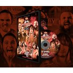 ROH DVD「14th Anniversary TV Tapings」(2016年2月27日ネバダ州ラスベガス)【新日本プロレス 棚橋、オカダ、後藤、石井、KUSHIDA、外道 参戦】
