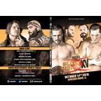 ROH DVD「Glory By Honor XV Night1」(2016年10月14日イリノイ州シカゴリッジ) 【reDRagon 対 バレットクラブ】