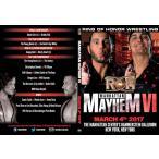 ROH DVD「Manhattan Mayhem VI」(2017年3月4日ニューヨーク州ニューヨーク)【ヤングバックス 対 リオ・ラッシュ&ジェイ・ホワイト(ROH世界タッグ王座戦)】