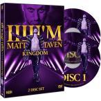 ROH DVD「MATT TAVEN マット・テイヴェン:IIIII'M Matt Taven And This Is My Kingdom」【第30代ROH世界王者マット・テイヴェン二枚組ベスト盤】