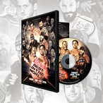 ROH DVD「Road To Best In The World 2016 - HOPKINS」(2016年6月11日ホプキンス) 【マイケル・エルガン 対 カマイタチ(新日本プロレス 高橋広夢)】