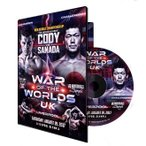 ROH DVD��War Of The Worlds UK��LIVERPOOL�ס�2017ǯ8��19�������ꥹ����Хס���ˡ���ƣů�顢EVIL��BUSHI �� �֥ꥹ�������֥꡼���쥤��