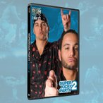 ROH DVD「THE YOUNG BUCKS:Superkick Party Part2」【Best of ヤングバックス パート2(2枚組ベストDVD)】