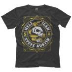 ストーンコールド・スティーブ・オースチン Tシャツ「STEVE AUSTIN Hell Yeah Tシャツ」 米直輸入プロレスTシャツ