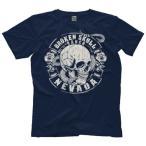 ストーンコールド・スティーブ・オースチン Tシャツ「STEVE AUSTIN Broken Skull Ranch Nevada Tシャツ」 米直輸入プロレスTシャツ