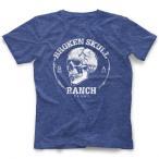 ストーンコールド・スティーブ・オースチン Tシャツ「STEVE AUSTIN Vintage Skull Tシャツ」 米直輸入プロレスTシャツ