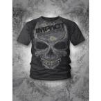 インパクト・レスリング(TNA)Tシャツ「IMPACT WRESTLING Dark Tシャツ」Sサイズのみ アメリカ直輸入プロレスTシャツ