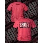 インパクト・レスリング (TNA)マット・ハーディー Tシャツ「Matt Hardy BROKEN Tシャツ」Sサイズのみ  アメリカ直輸入プロレスTシャツ