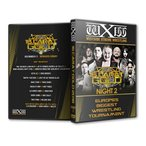 Westside Xtreme Wrestling DVD「16 Carat Gold 2018 Night 2」(2018年3月10日ドイツ・オバーハウゼン)